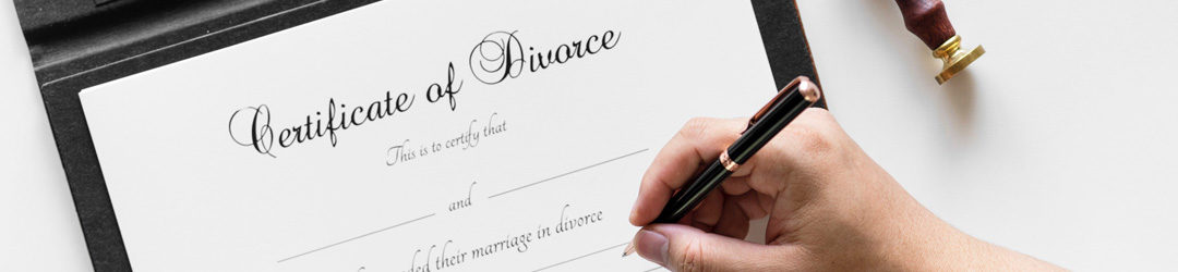 Divorce/Civil Partnership And Financial Matters